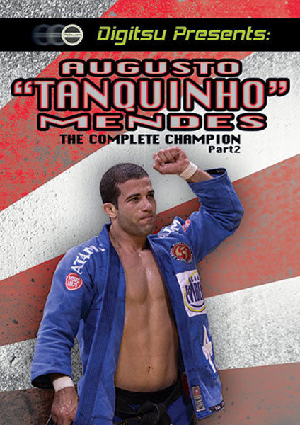 The Complete Champion Part 2 - 2 DVD set by Augusto Tanquinho Mendes - Budovideos