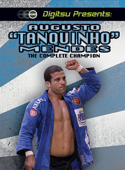 cover of The Complete Champion Part 1 DVD by Augusto Tanquinho Mendes 1