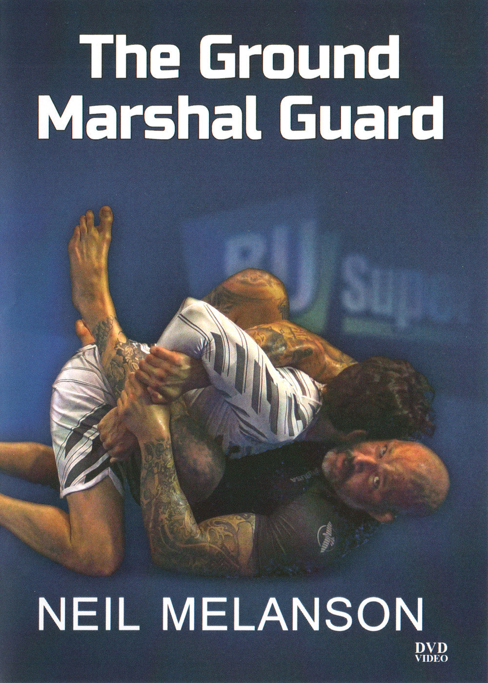 The Ground Marshall Guard 4 DVD set By Neil Melanson