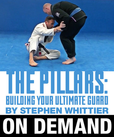 The Pillars Building Your Ultimate Guard Game by Stephen Whittier (On Demand)