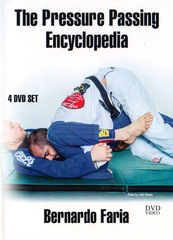 The Pressure Passing Encyclopedia 4 DVD Set with Bernardo Faria - Budovideos