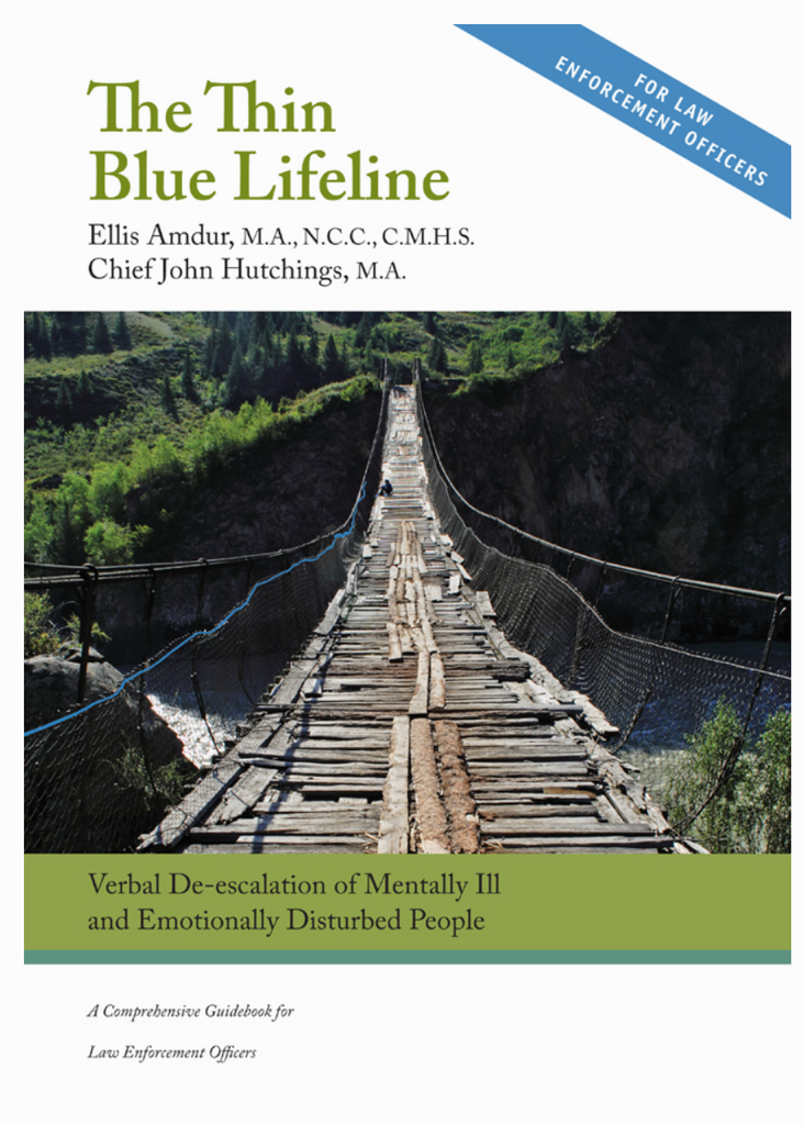The Thin Blue Lifeline by Ellis Amdur and John Hutchings (E-book)