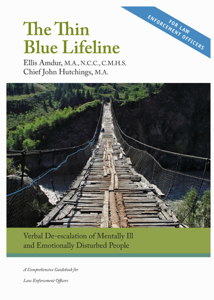 The Thin Blue Lifeline by Ellis Amdur and John Hutchings (E-book) - Budovideos