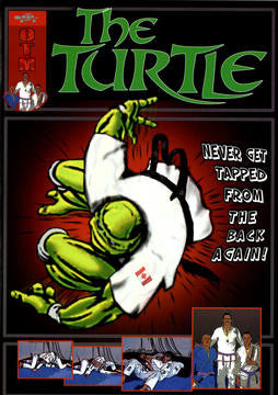 The Turtle DVD with Josh Russell - Never get tapped from the back again! cover 5