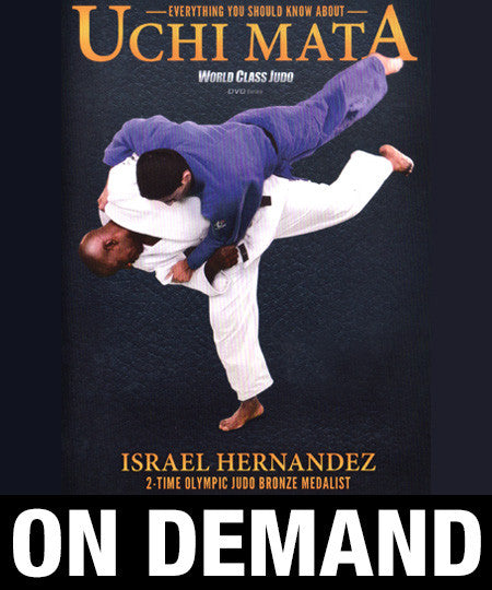 Everything You Should Know About Uchimata by Israel Hernandez (On Demand)