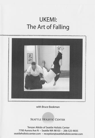 Ukemi - The Art of Falling DVD by Bruce Bookman - Budovideos