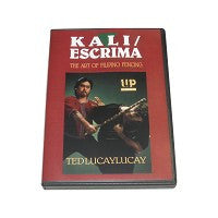 Kali Escrima DVD with Ted Lucaylucay