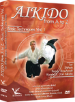 Aikido from A to Z Basic Techniques DVD 1 by Reiner Brauhardt - Budovideos Inc