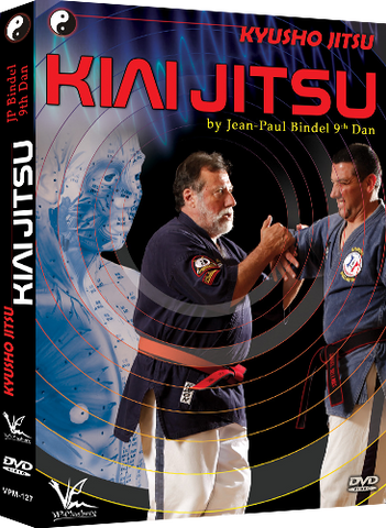 Kyusho Jitsu Kiai Jitsu Basic Sounds DVD by Jean Paul Bindel - Budovideos Inc