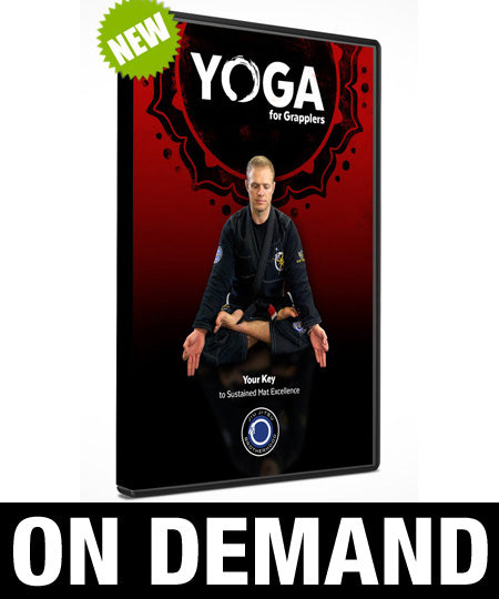 Yoga for Grapplers with Nic Gregoriades (On Demand)