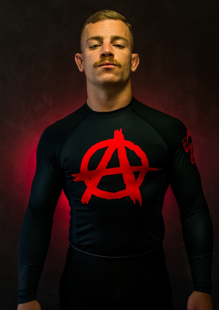 Anarchist Rash Guard