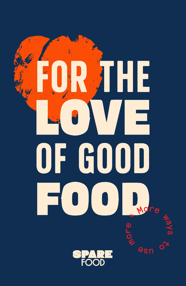 For the Love of Good Food Poster
