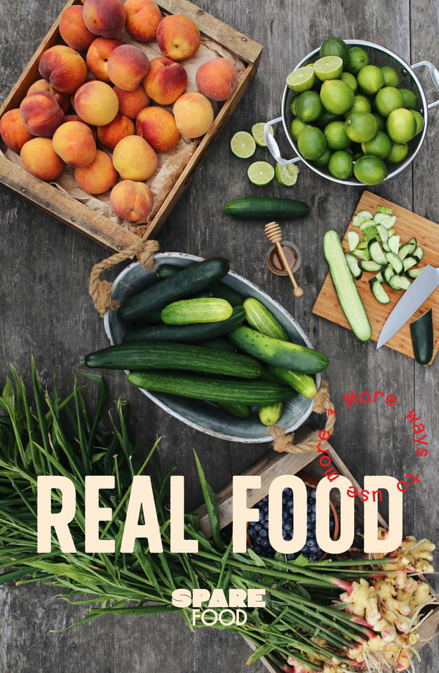 Real Food Poster image