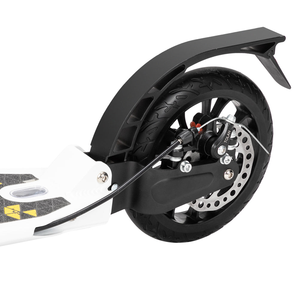 Scooter For Adult/&Teens 3 Height Adjustable Easy Folding Double Shock Absorber