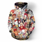 ANIMEWORLD My Hero Academia Todoroki Shoto Hoodie