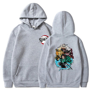 ANIMEWORLD Demon Slayer Hoodie