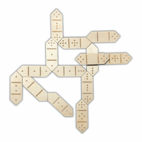 Multiple playing strategies in the 21st Century Dominoes Game Trominii