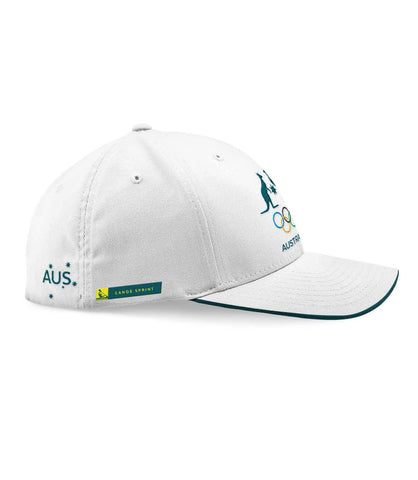 AOC Canoe Sprint Adults Cap White