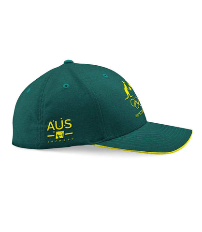 AOC Canoe Slalom Adults Cap Green