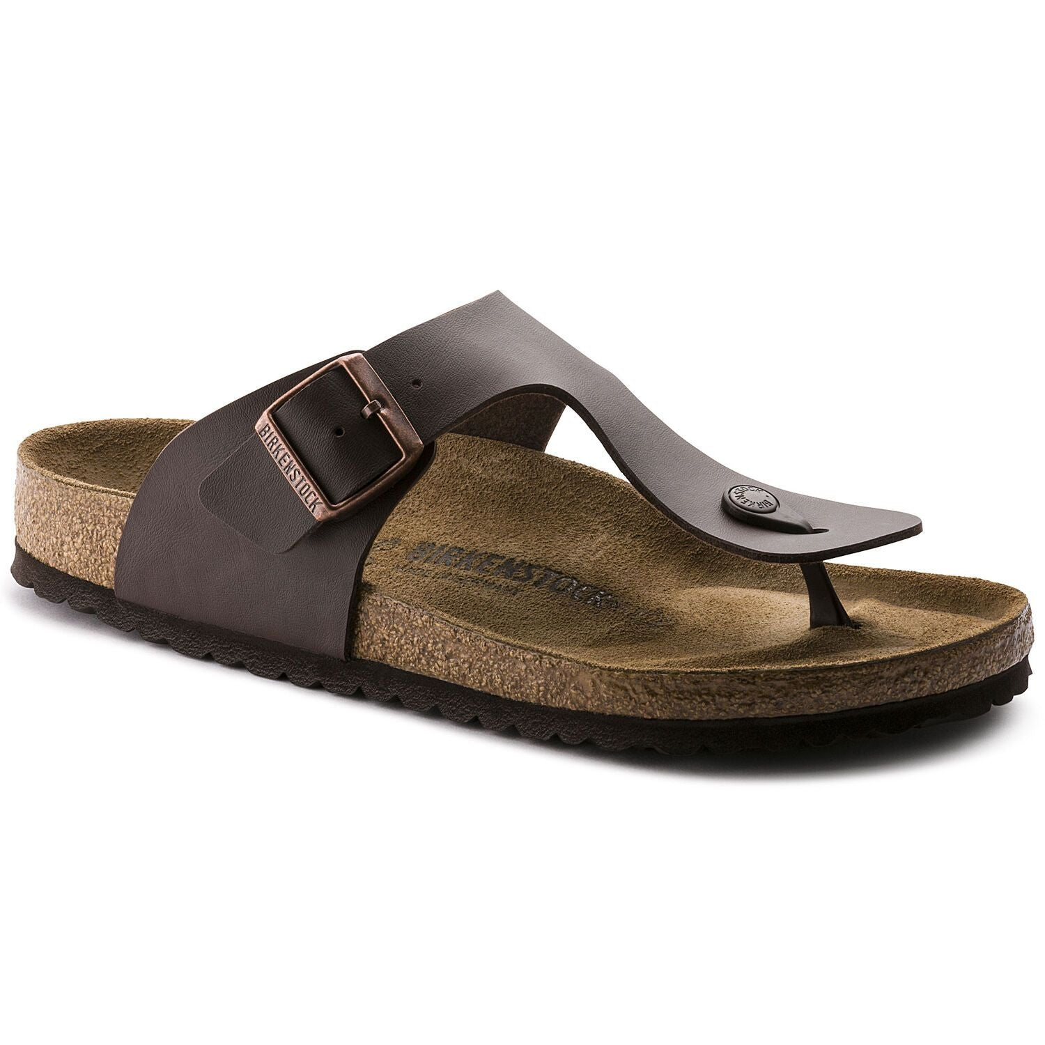 RAMSES BIRKO-FLOR - DARK BROWN