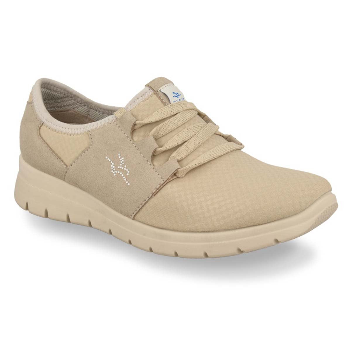 See photos Cloth Woman Shoe Beige (27C58TQ)