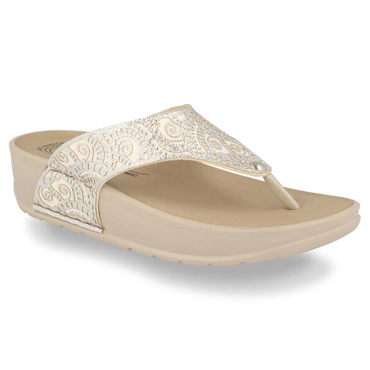 See photos Synthetic Woman Slipper White (38C45A2)