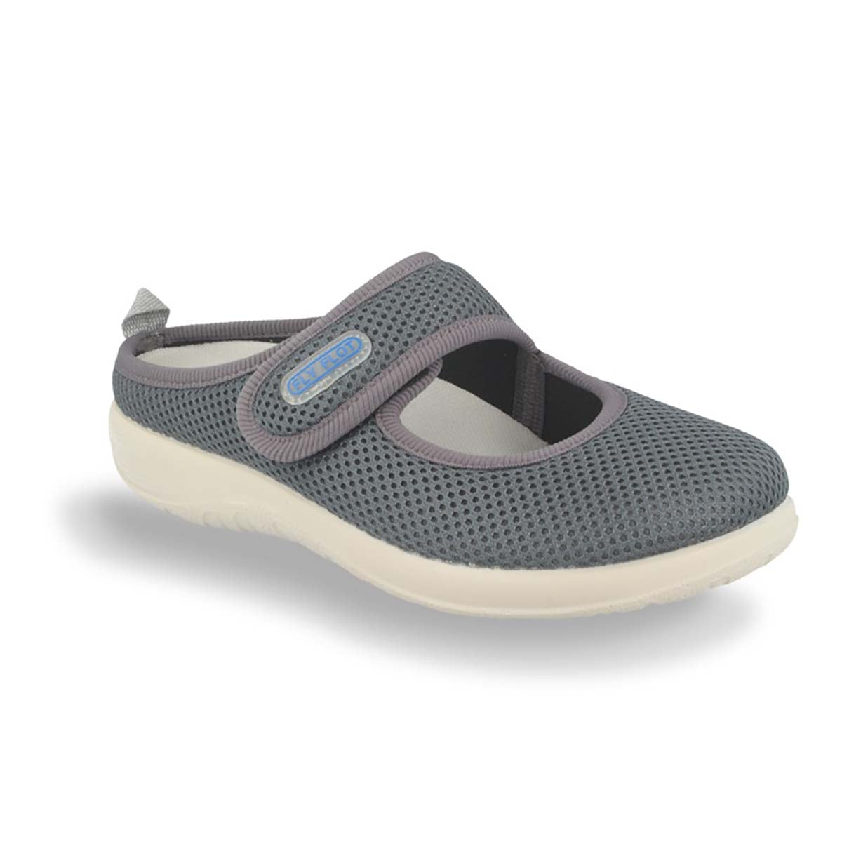 See photos Cloth Woman Slipper Anthracite (P5D33FR)