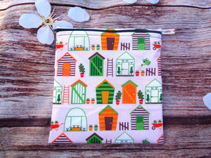 Greenhouse Garden - Large Poppins Pouch