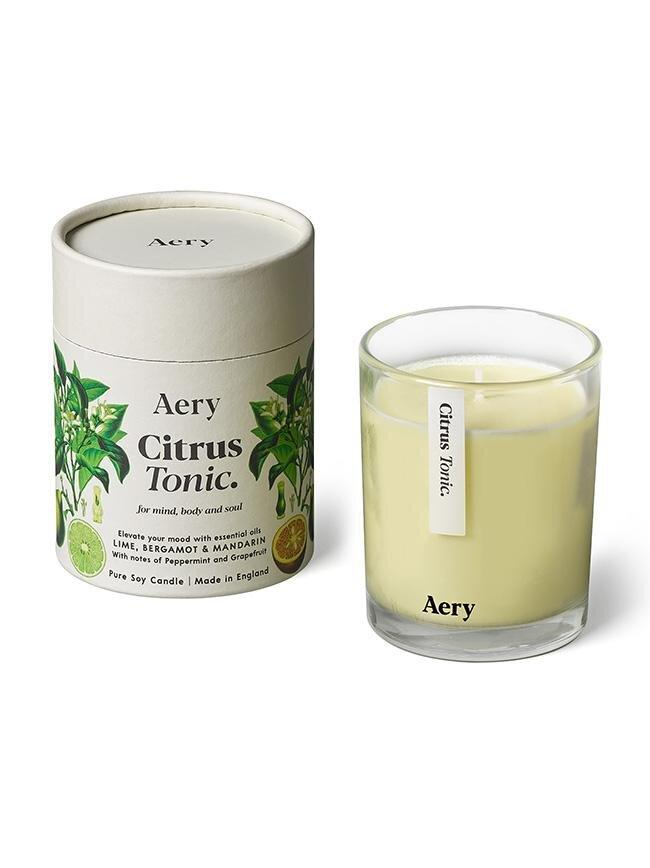 Aery Living Botanical Scented Candles