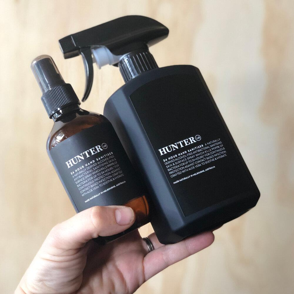 Hunter Lab - Hand Sanitiser and Surface Spray