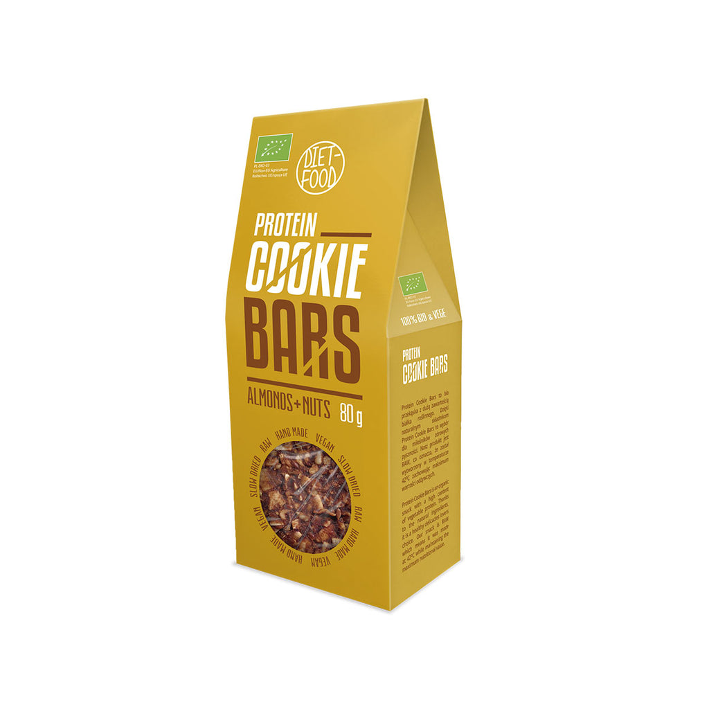 Protein Cookie Bars (Pack of 3)
