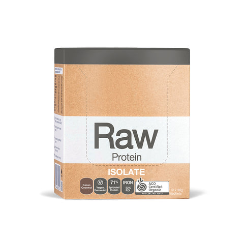 KETO PROTEÍNA RAW ISOLATE SACHET