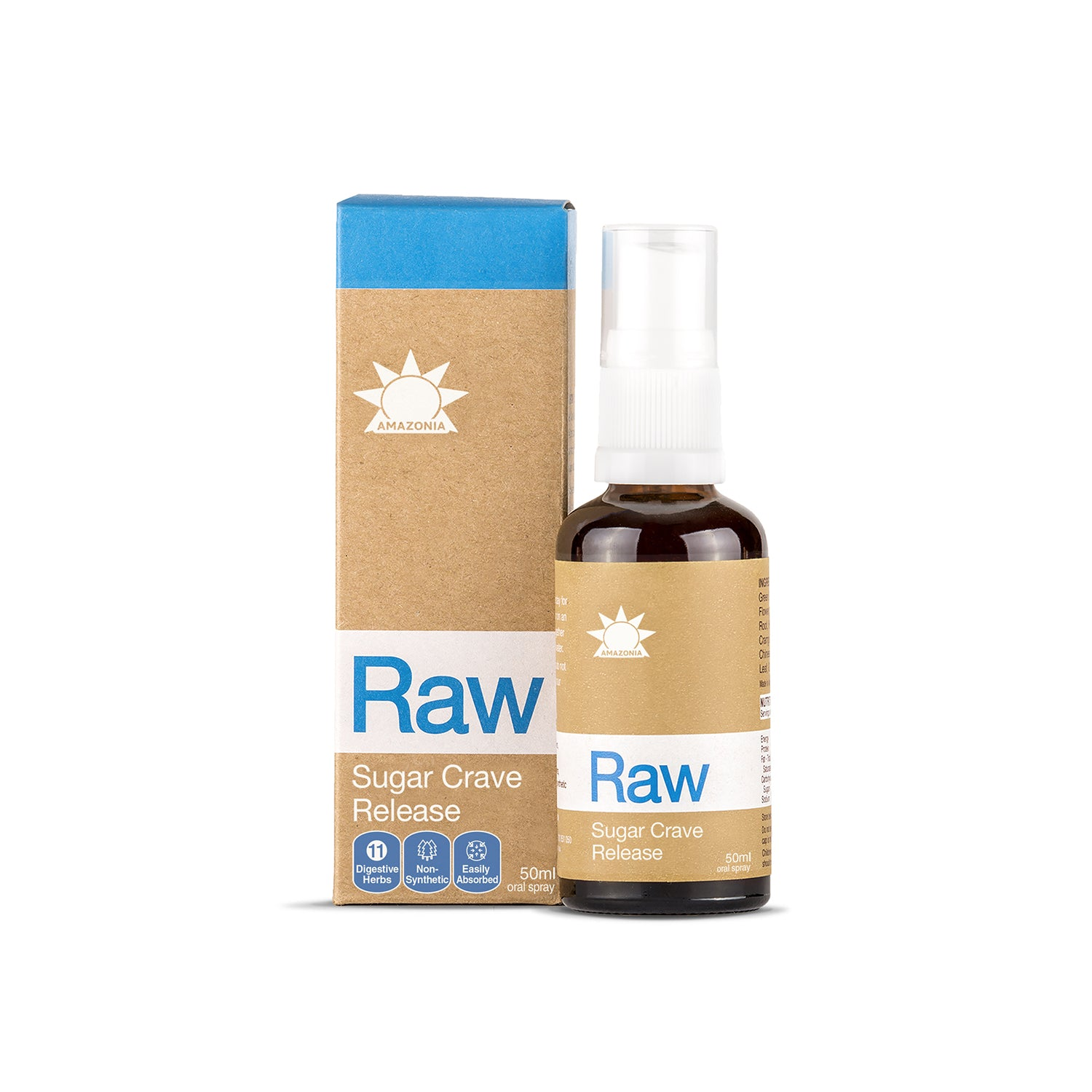 KETO RAW SUGAR CRAVE RELEASE
