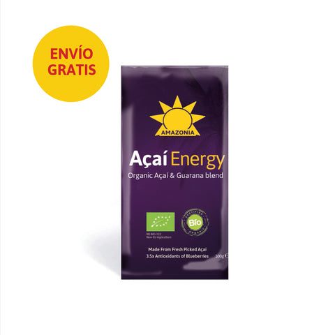 AÇAÍ ENERGY BIO GUARANÁ