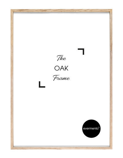 The Oak Frame - Evermento - Posters that matter