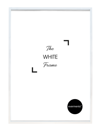 The White Frame - Evermento - Posters that matter