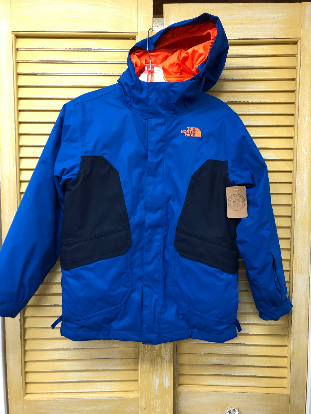 Boys 10/12 North Face Tri Climate Coat IN371