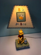 Load image into Gallery viewer, Winnie the Pooh Lamp