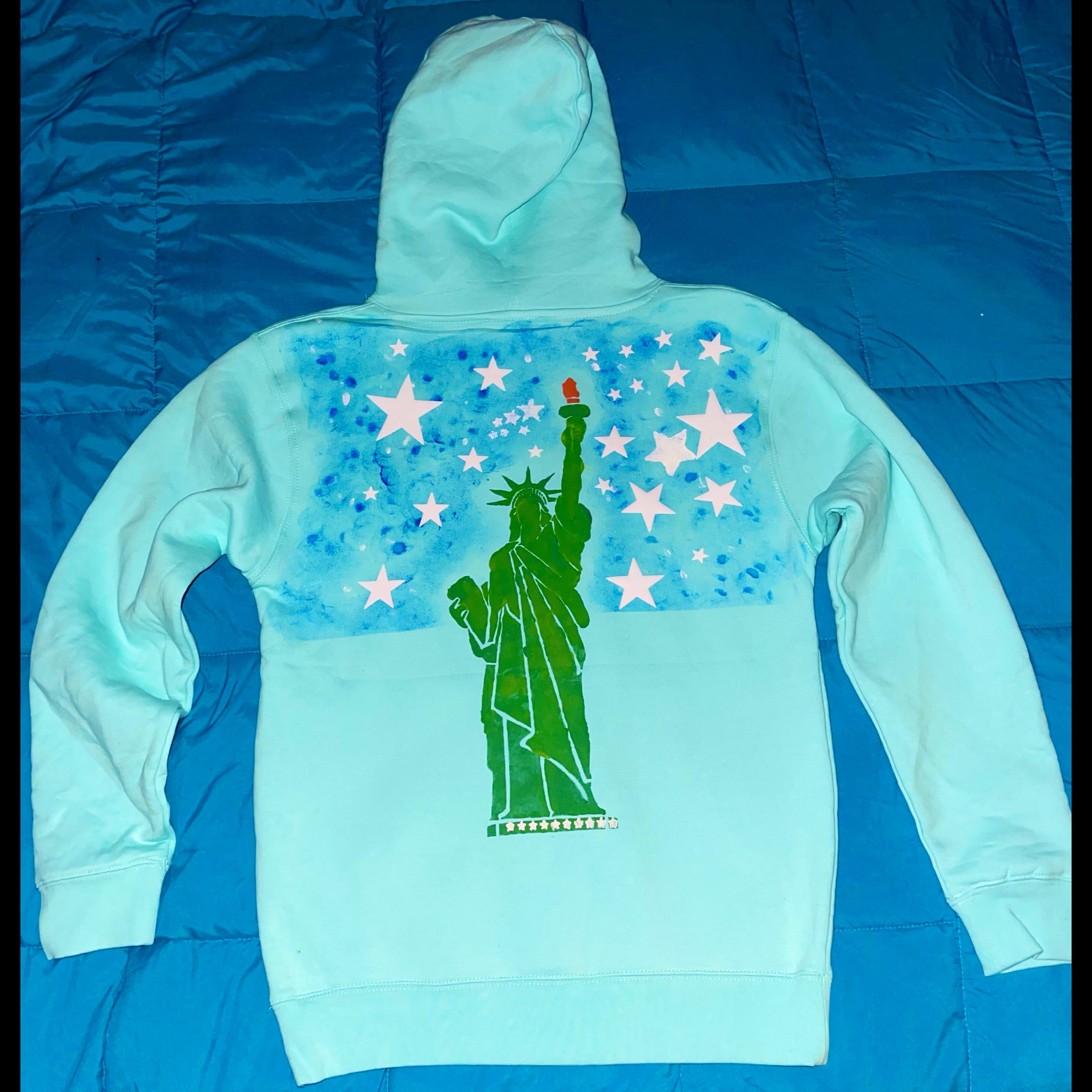 WELCOME 2 NYC HOODIES
