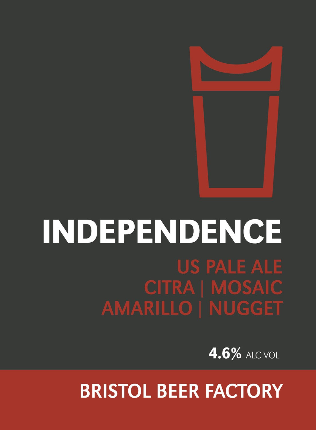 Independence pump clip