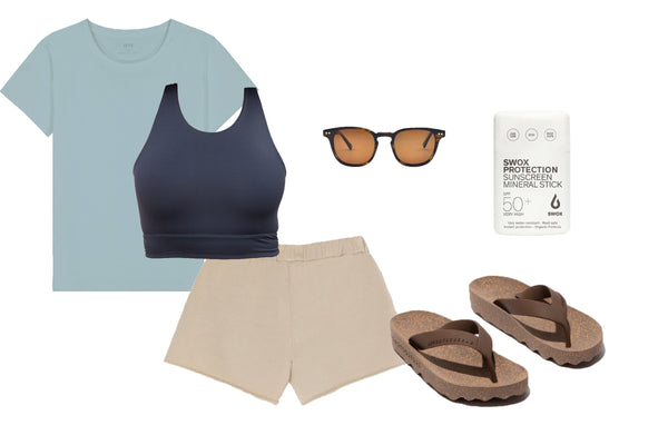 sustainable summer outfits