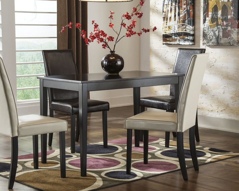 Kimonte Signature Design by Ashley Dining Table image