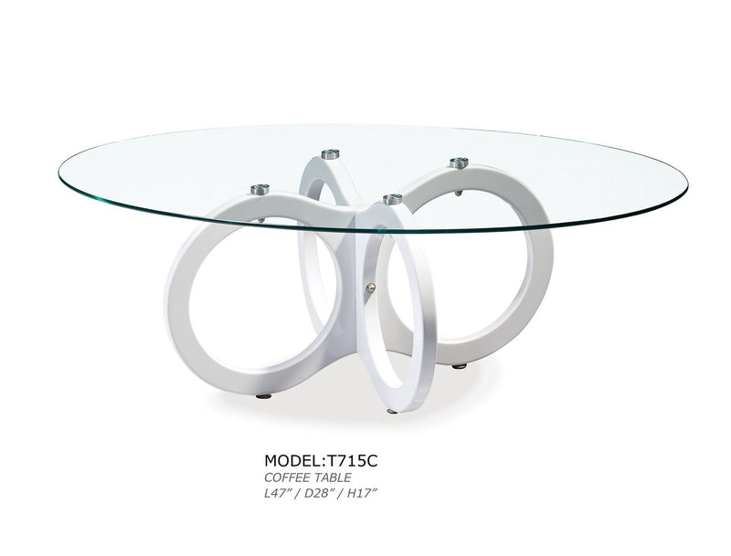 Global Furniture T664C Coffee Table image