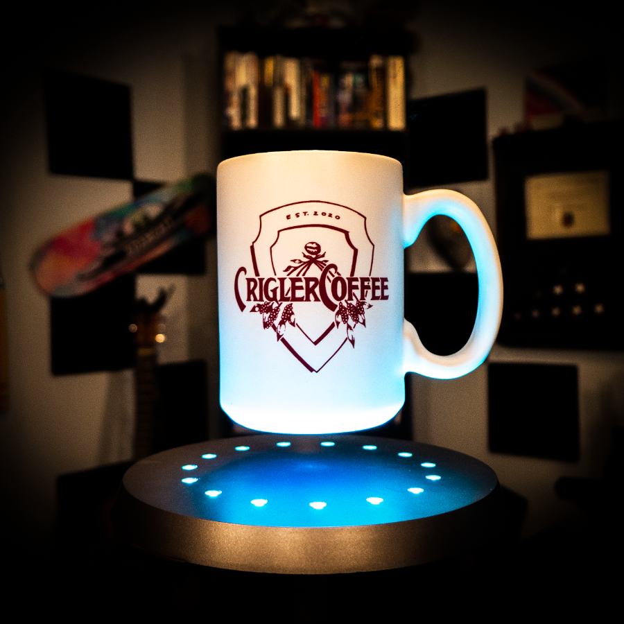 Crigler Coffee Mug