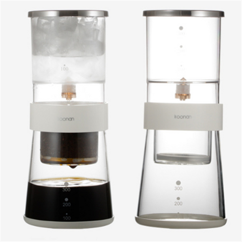 KOONAN Iced coffee pot -Home Brew-Cold Brew
