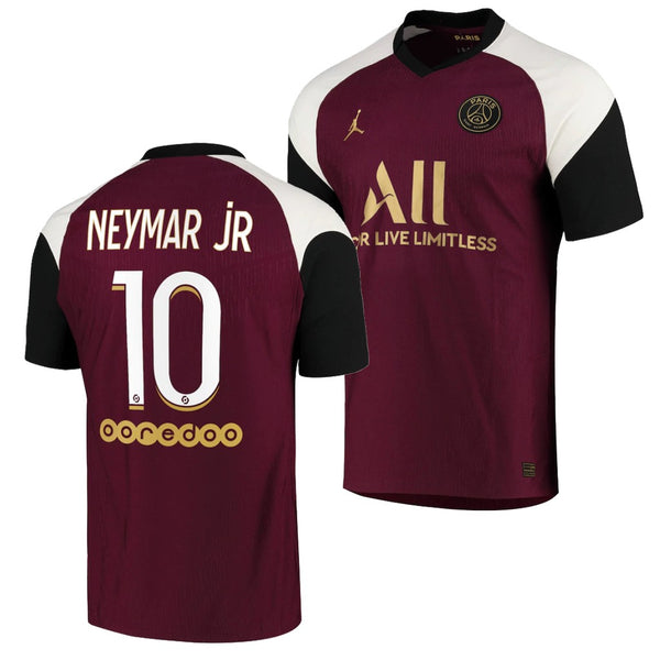 Paris Saint Germain 2020/21 Neymar JR Third Jersey