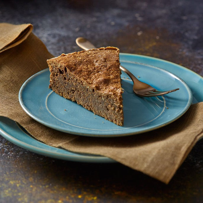 Flourless Chocolate Almond Cake image