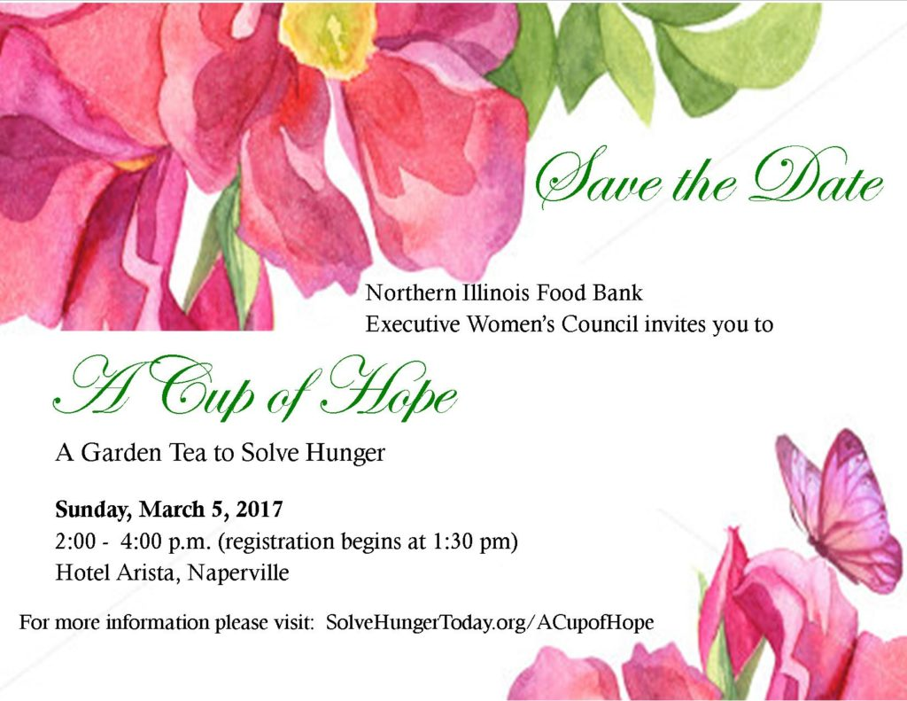 cup of hope-save the date