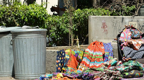 Clothing Waste Carbon Offset