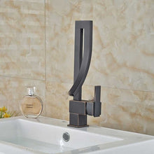 "Load image into Gallery viewer, ""Towering Falls"" - Modern Sink Faucet"